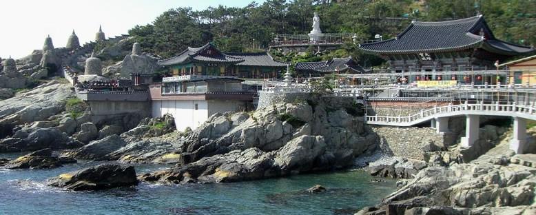 Haedong Yonggungsa Tapınağı - Busan