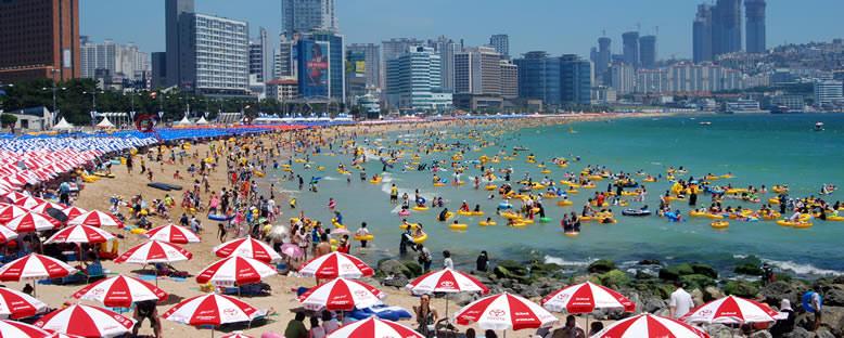 Haeundae Plajı - Busan