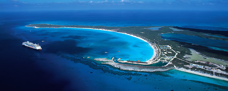 Half Moon Cay Manzarası - Bahamalar