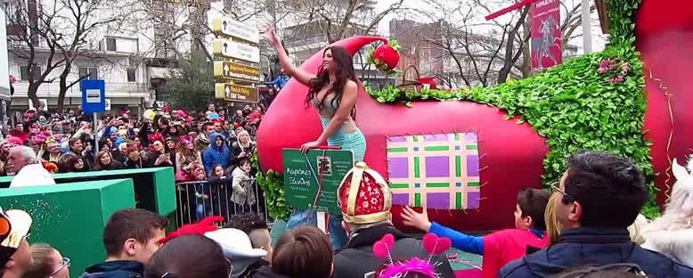 Halkı Selamlama - İskeçe Karnavalı