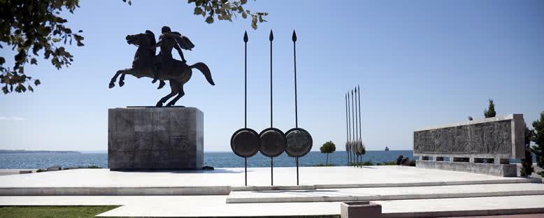 Büyük İskender Heykeli - Selanik