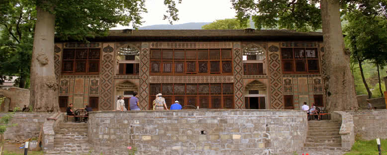 Han Sarayı - Sheki