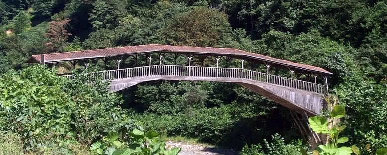 Hapsiyaş Köprüsü - Trabzon