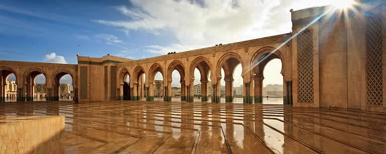 Hassan II Camii - Casablanca