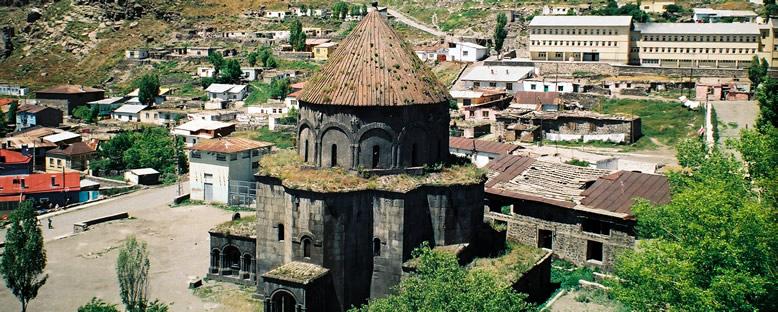 Havariler Kilisesi (Kümbet Camii) - Kars