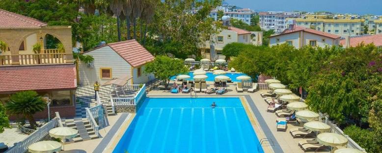 Havuz Görünümü - Riverside Garden Resort
