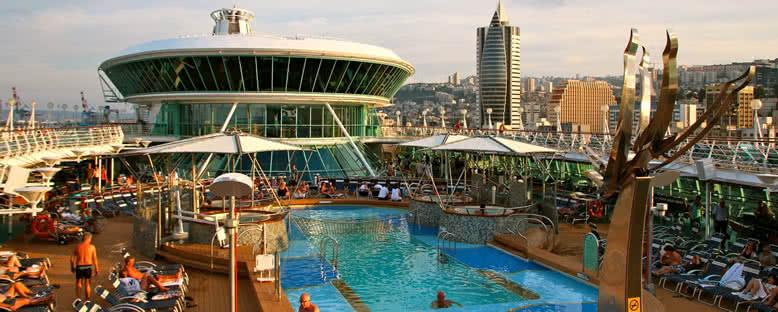 Havuz Keyfi - Vision of the Seas