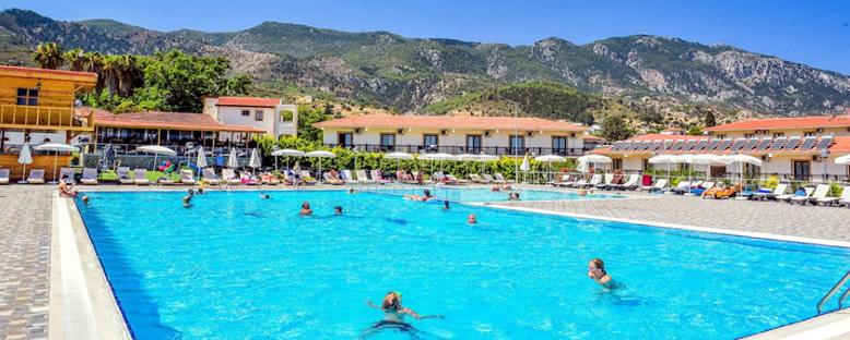 Havuz ve Şezlonglar - Riverside Garden Resort