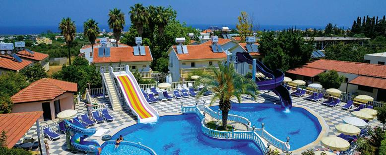 Havuzlar - Riverside Garden Resort