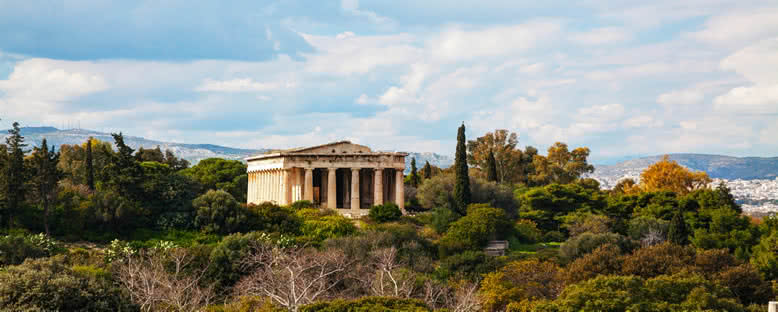 Hephaistos Tapınağı - Atina