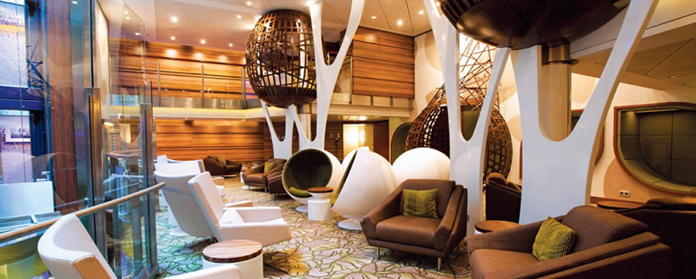 Hideaway Lounge - Celebrity Reflection