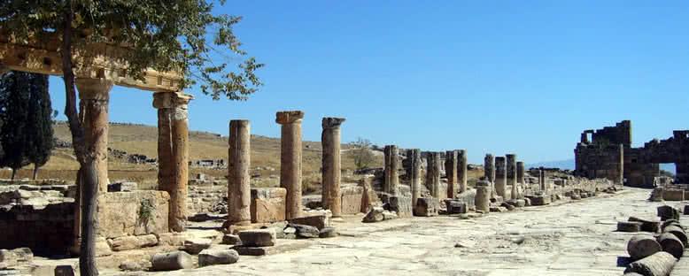 Hierapolis Antik Kenti - Pamukkale