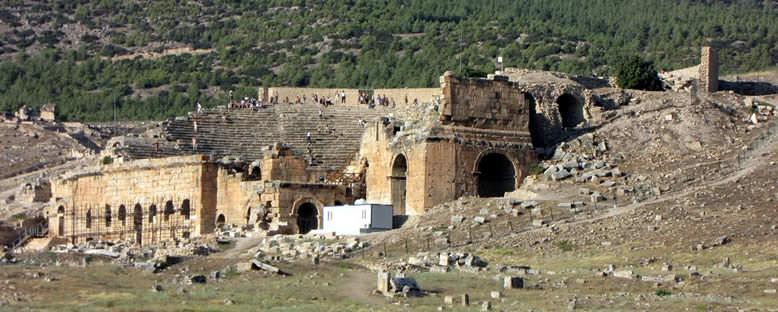 Hierapolis - Pamukkale