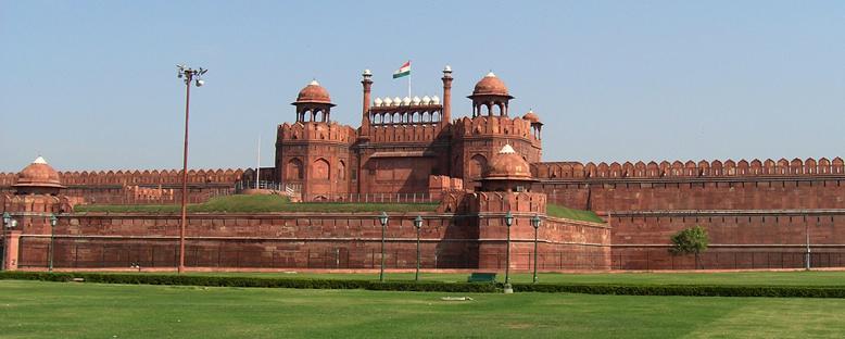 Kızıl Kale -  Delhi