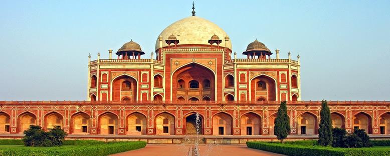 Hümayun Türbesi - Yeni Delhi
