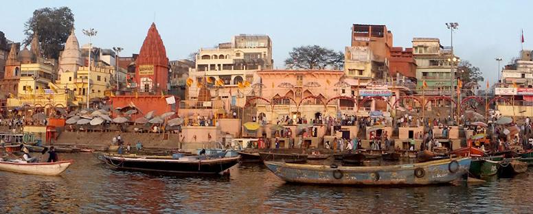 Hint Şehirleri - Ganj Nehri