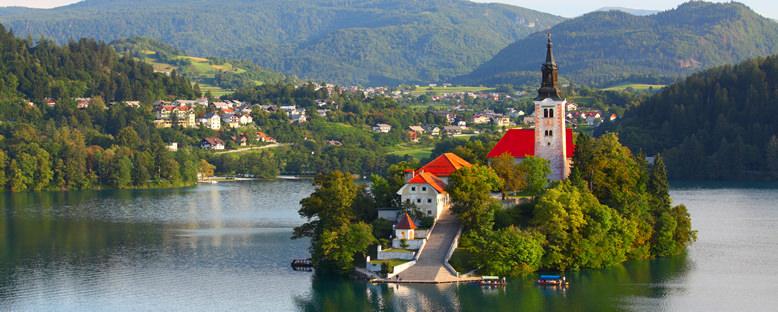 Bled Gölü - Slovenya