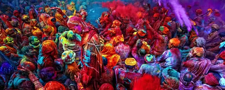 Holi Festivali - Jaipur