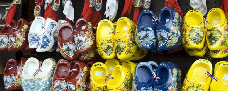 Hollanda Tahta Ayakkabıları - Amsterdam