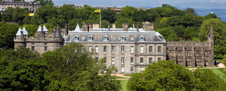 Holyrood - Edinburgh