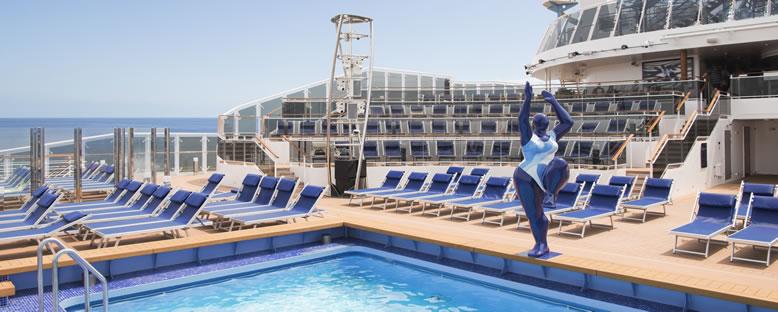 Horizon Pool - MSC Meraviglia