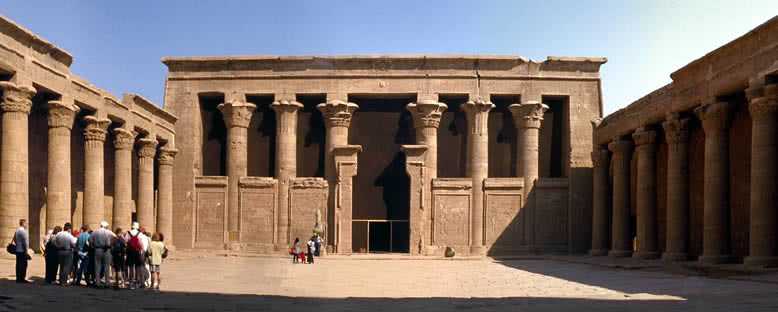 Horus Tapınağı - Edfu