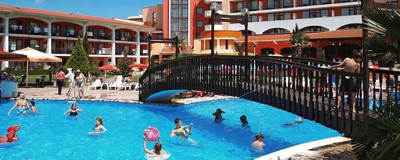 Hotel Hrizantema Havuzu - Sunny Beach