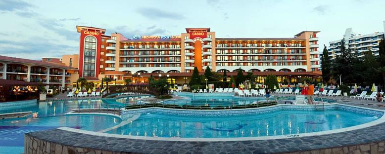 Hotel Hrizantema - Sunny Beach