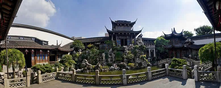 Hu Xueyan Sarayı - Hangzhou