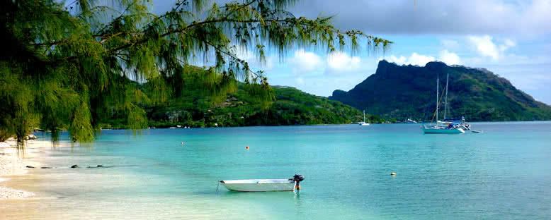 Huahine - Fransız Polinezyası