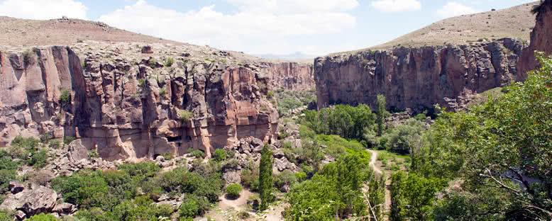 Ihlara Vadisi - Kapadokya
