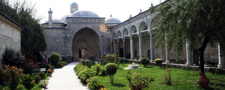 II. Bayezid Külliyesi Sağlık Müzesi - Edirne