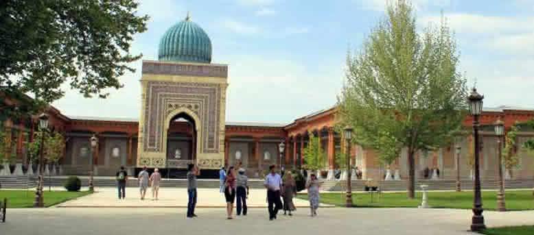 İmam Al Bukhari Mozolesi - Semerkand