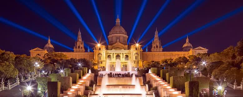Işık Oyunları - Barcelona