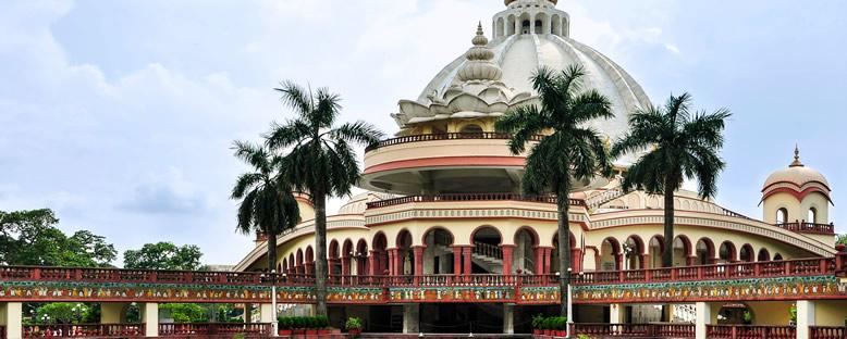 ISKCON Tapınağı - Ganj Nehi
