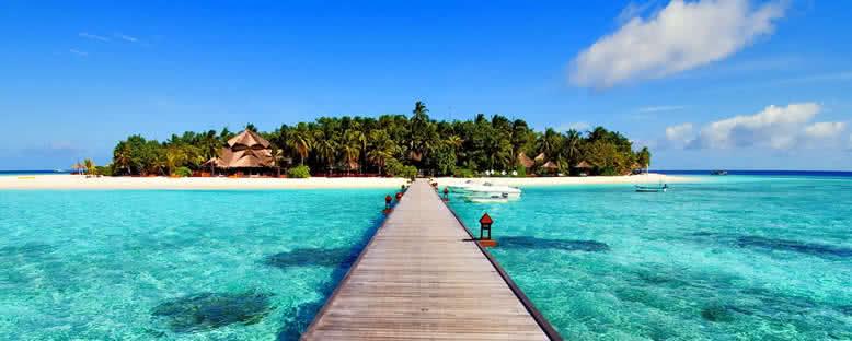 İskele ve Plajlar - Seyşeller