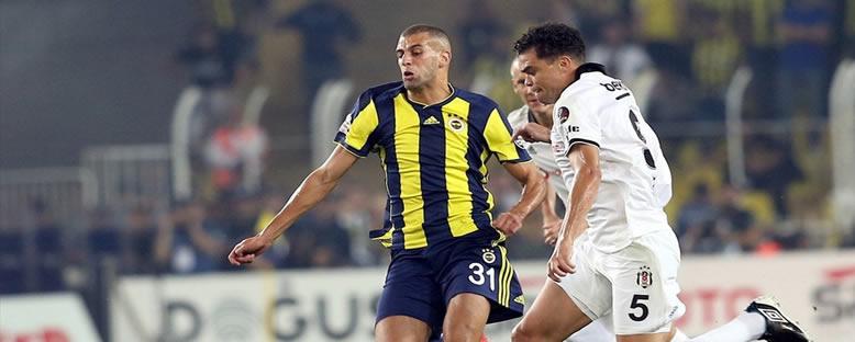 Islam Slimani - Fenerbahçe