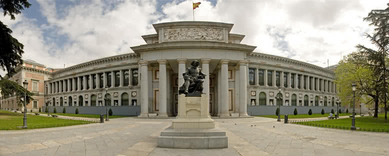 Prado Müzesi - Madrid