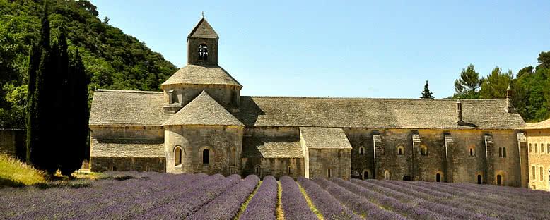Sénanque Manastırı - Aix En Provence