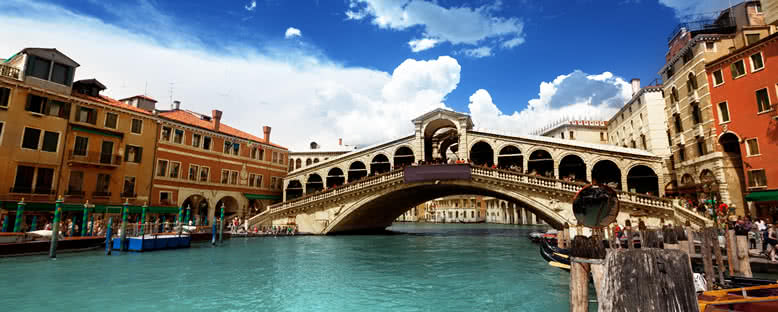 Rialto Köprüsü - Venedik