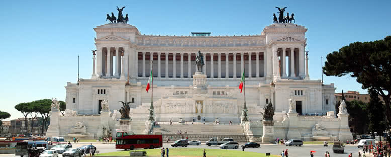 Vittorio Emanuele Anıtı - Roma