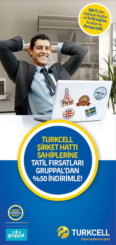 Turkcell Kurumsal Hat Kampanyası