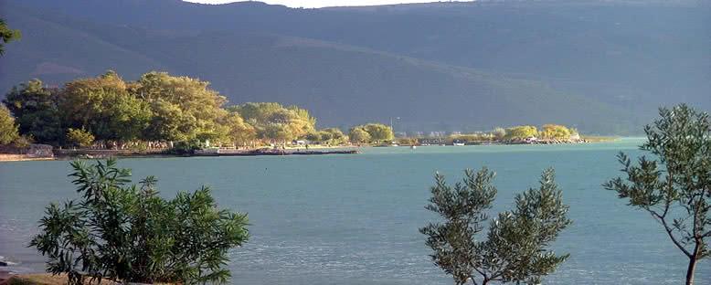İznik Gölü - İznik