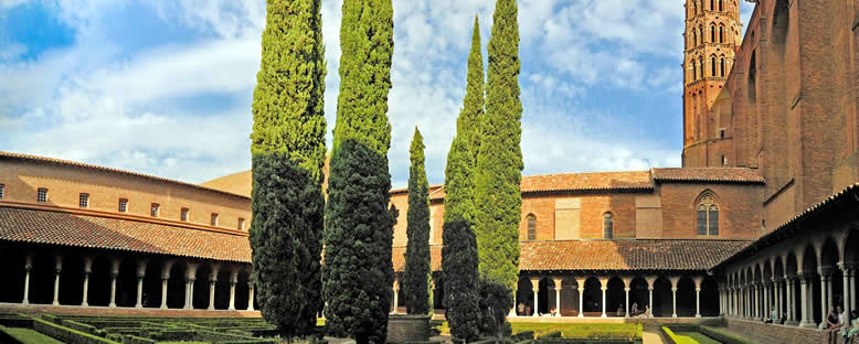 Jacobins Manastırı - Toulouse