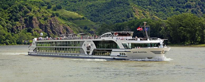 Jane Austen Gemisi ile Ren Nehri