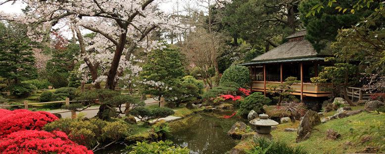 Japon Bahçesi ve Çay Evi - San Francisco