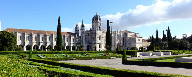 Jeronimos Manastırı - Lizbon
