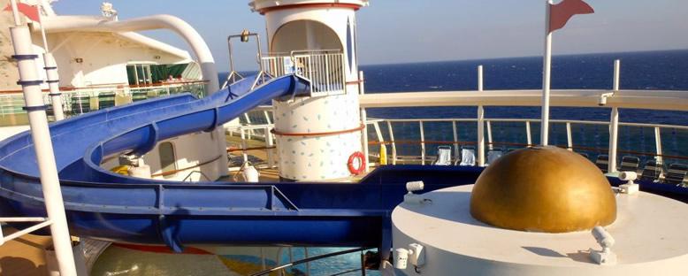 Su Kaydırakları - Jewel of the Seas