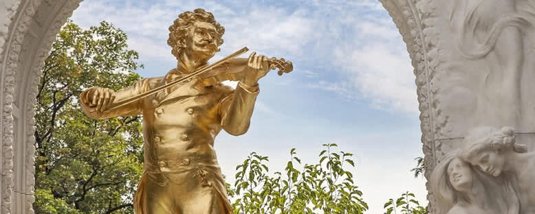 Johann Strauss Heykeli - Viyana