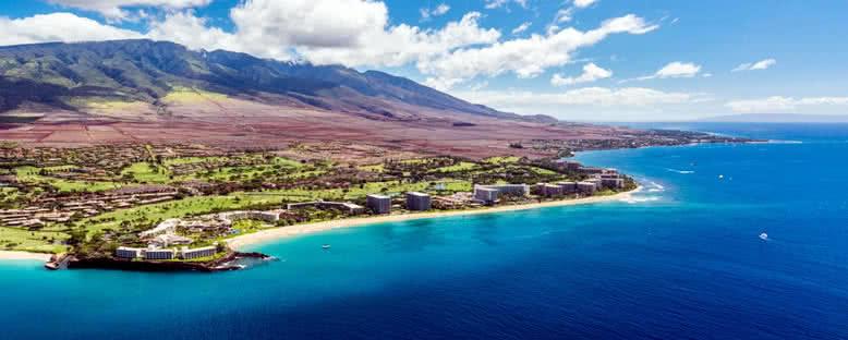 Kaanapali Plajı - Hawaii